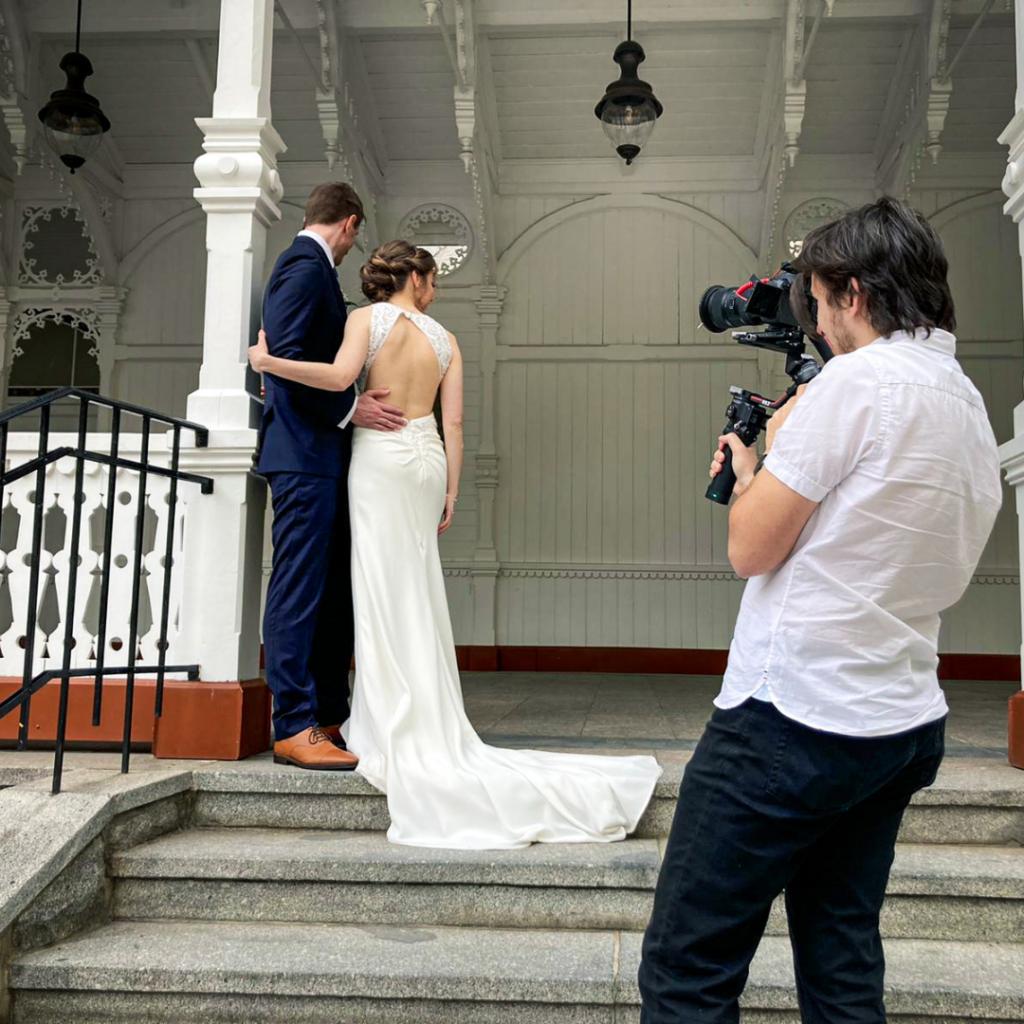 Svatební kameraman z Nezapomenutelně